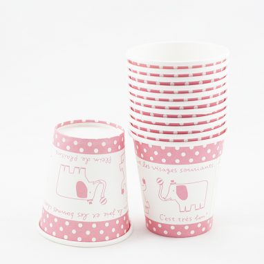 Paper cups for kids
