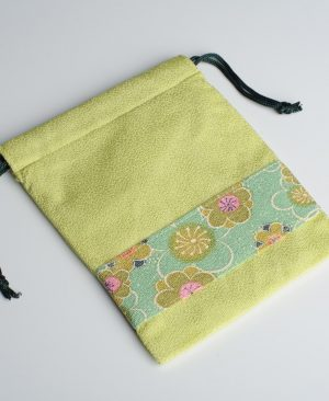 Japanese pattern bag