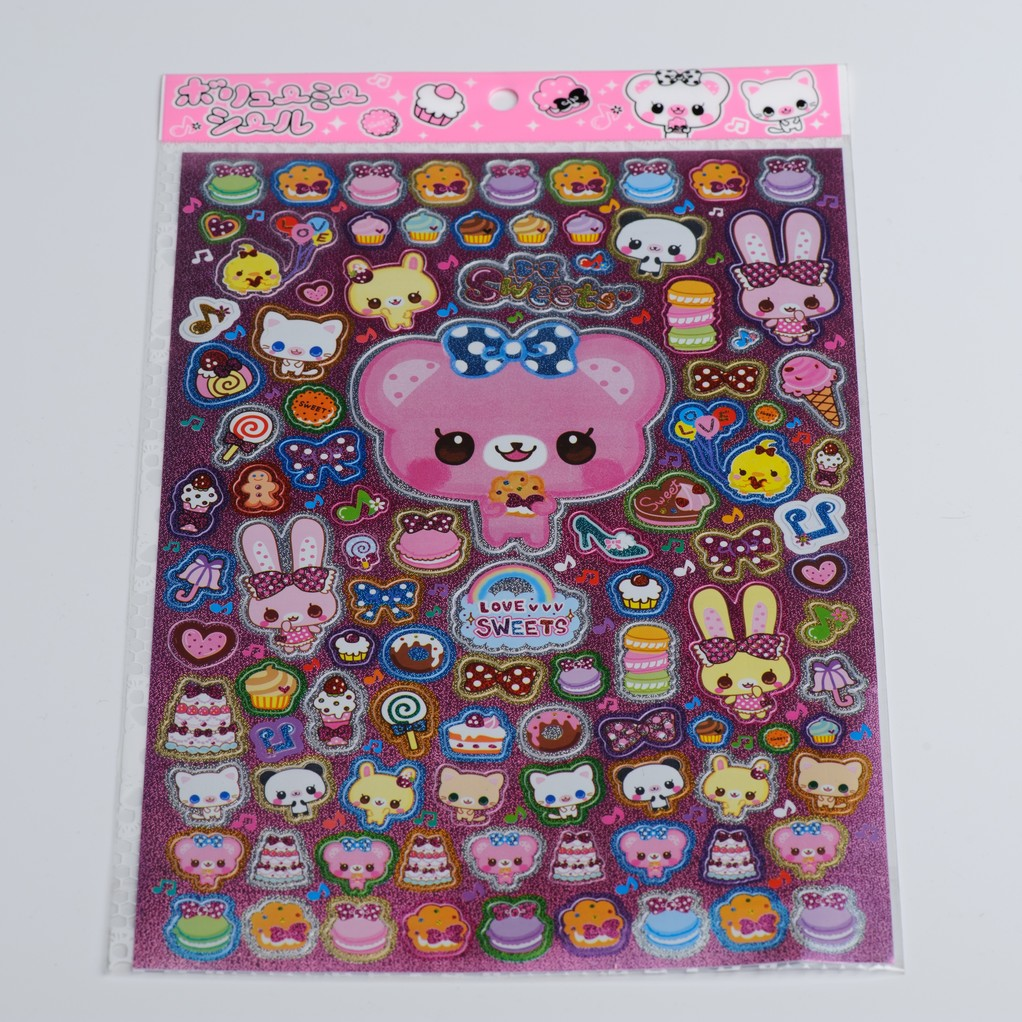 Stickers Sweets