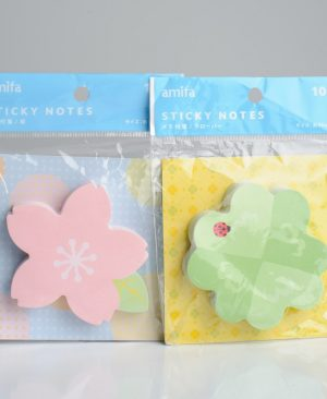 "Sticky notes ""Flowers"""